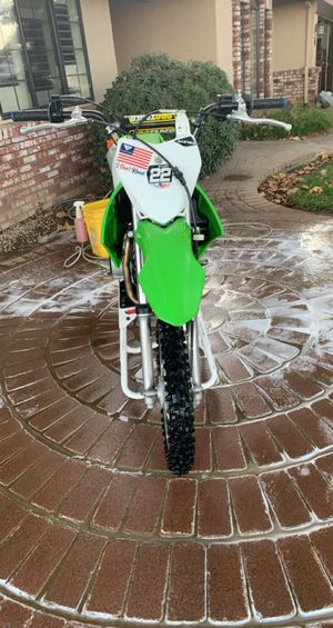 Klx110L for sale for Sale in Galt, CA