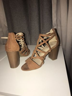 Wedges size 7 for Sale in Rialto, CA
