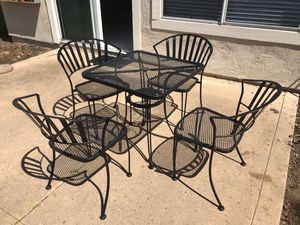 New and Used Patio furniture for Sale in San Diego, CA ...