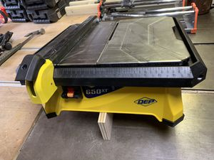 "New 7"" table tile saw for Sale in Damascus, MD"