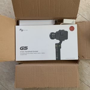 Gopro: G5 3axis Handle Stabilizer for Sale in Nipomo, CA