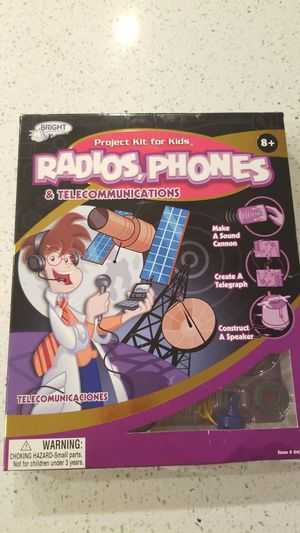 Science kids toy for Sale in Everett, WA