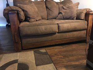 Couch + loveseat + 2 end tables for Sale in Atlanta, GA