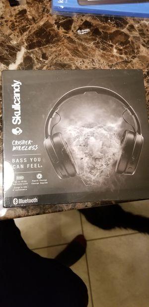 Skullcandy Crusher Wireless Headphones for Sale in Hollywood, FL