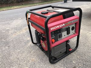 Honda generator EB300c for Sale in Bristow, VA