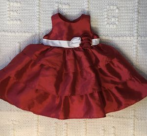 Baby girl clothes, occasion dress, Cherokee, 9 month for Sale in Brooklyn, NY