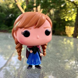 Frozen's Anna Funko POP Disney Action Figure for Sale in Manalapan Township, NJ