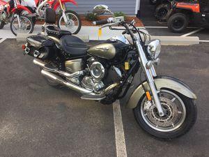 2005 Yamaha vstar v star xvs1100 xvs 1100 xvs110 motorcycle 5718 miles will trade for Sale in Westford, MA