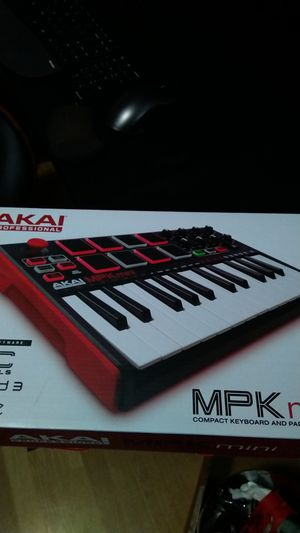 Akai MPK Mini II for Sale in Silver Spring, MD