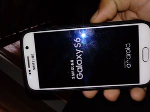 Samsung Galaxy S6, for Sale in San Angelo, TX
