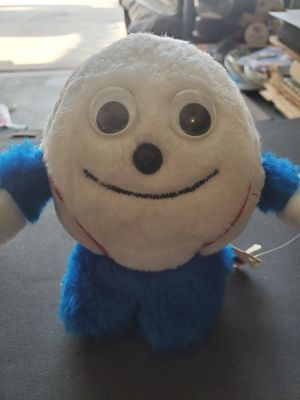 Vintage Baseball toy Plush Rudy toy Collectable for Sale in Las Vegas, NV