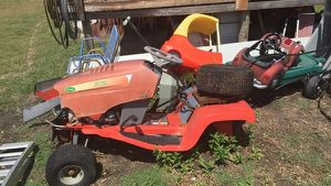 Looking to buy Riding mower parts for Sale in Tampa, FL