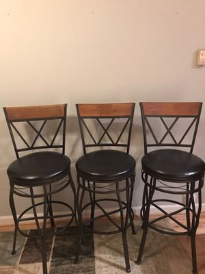 3 Bar Chairs for Sale in Seattle, WA