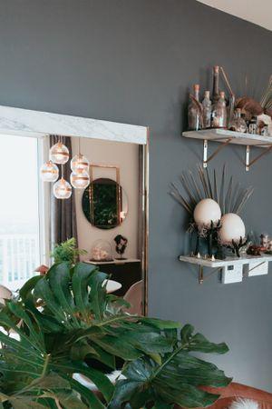 Floor mirror & shelves for Sale in Miami, FL