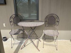 Bistro table for Sale in Grapevine, TX