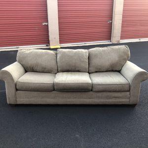 Beige Sofa for Sale in Reston, VA