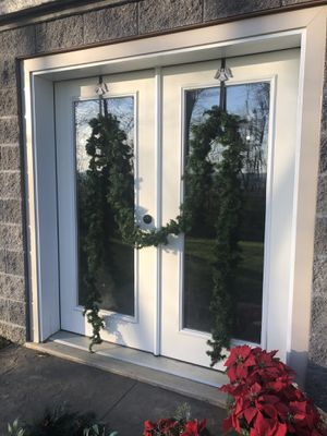 18 ft plain artificial bendable garland for Sale in New Holland, PA