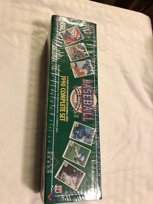 Upper Deck 1990 Baseball Cards complete set Sealed for Sale in Sudley Springs, VA