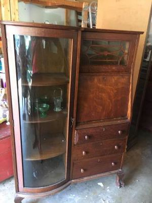 Victorian Larkin Secretary Desk for Sale in NO POTOMAC, MD