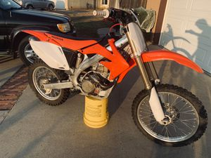 2007 Honda CRF 450R for Sale in Lakeside, CA