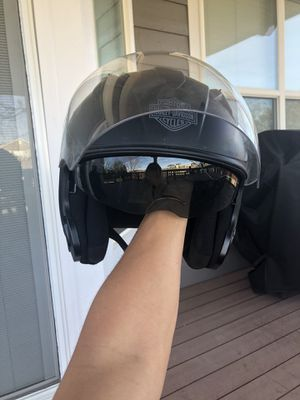 Harley motorcycle helmet large for Sale in Erie, CO