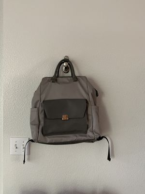 Gray backpack for Sale in Bend, OR