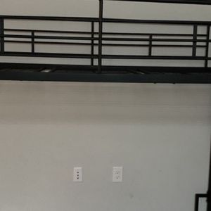 Twin Loft Bed With Side Desk for Sale in Lawrenceville, GA