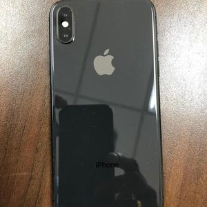 iPhone X Unlocked Space Gray 256 GB for Sale in Tempe, AZ