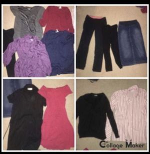Maternity Clothing Lot of 11 Items for Sale in Renton, WA
