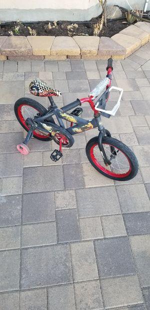 """Kids Lightening McQueen 16"""" Bike for Sale in Santee, CA"""