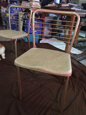 2 antique chairs Hamilton-Cosco 1957- for Sale in Las Vegas, NV