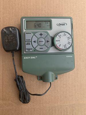 Orbit 6 station indoor sprinkler timer for Sale in Escondido, CA