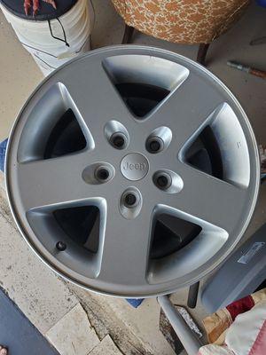 Jeep Wrangler wheels for Sale in Sunrise, FL