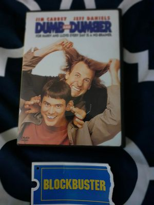 Dumb and Dumber for Sale in Norwalk, CA