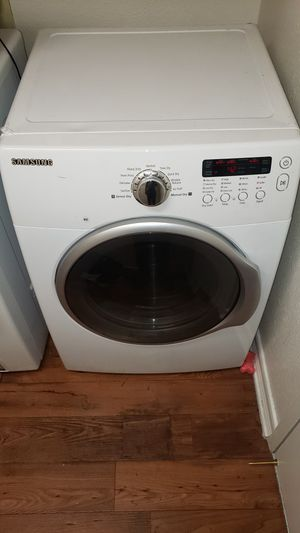 Samsung electric dryer for Sale in Chula Vista, CA