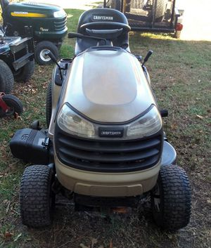 "Craftsman YS4500-42""deck/22hp briggs V-Twin riding mower for Sale in Chesapeake, VA"