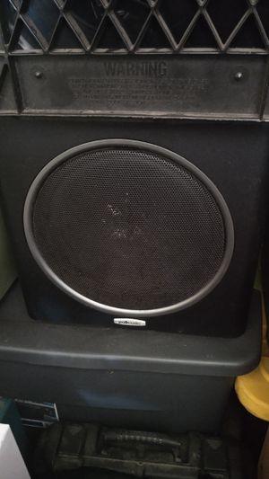 Polk Audio sub woofer for Sale in Huntington Beach, CA