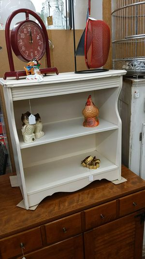 Small white Shelf for Sale in Mesa, AZ