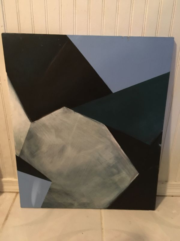 Very nice abstract painting