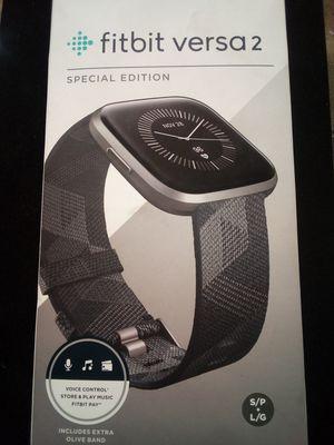 Fitbit versa 2 for Sale in Mentone, CA