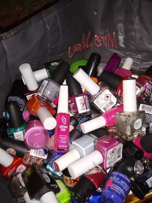 variety of nail polish for Sale in Smyrna, TN