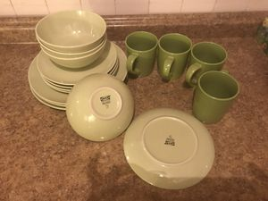 IKEA set dishes and cups for Sale in Weston, MA