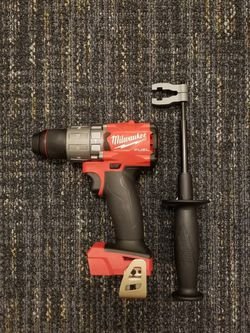 New Milwaukee M18 FUEL 18-Volt Lithium-Ion Brushless Cordless 1/2 in. Hammer Drill/Driver (Tool-Only) for Sale in Renton,  WA