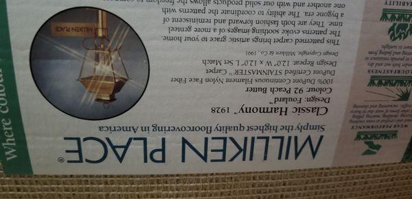 6 door Matt rugs style names shown in pictures