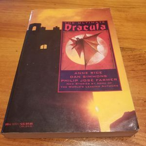 The Ultimate Dracula, New Short Stories by Some of the World's Leading Authors for Sale in Farmingville, NY