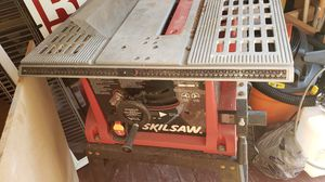 Table saw - SkilSaw for Sale in Pembroke Pines, FL
