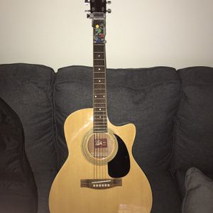 Rogue Grand Acoustic-Electric Guitar for Sale in Fairview, OR