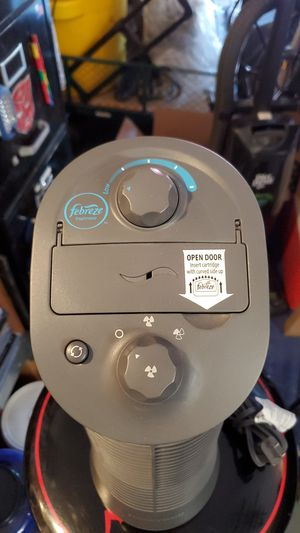 Honeywell oscillating fan with Febreze Freshness for Sale in Phoenix, AZ