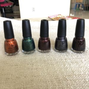 Nail Polish China glaze Halloween set for Sale in El Monte, CA
