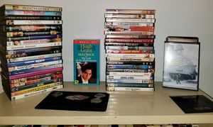 DVDS, VHS for Sale in Covina, CA